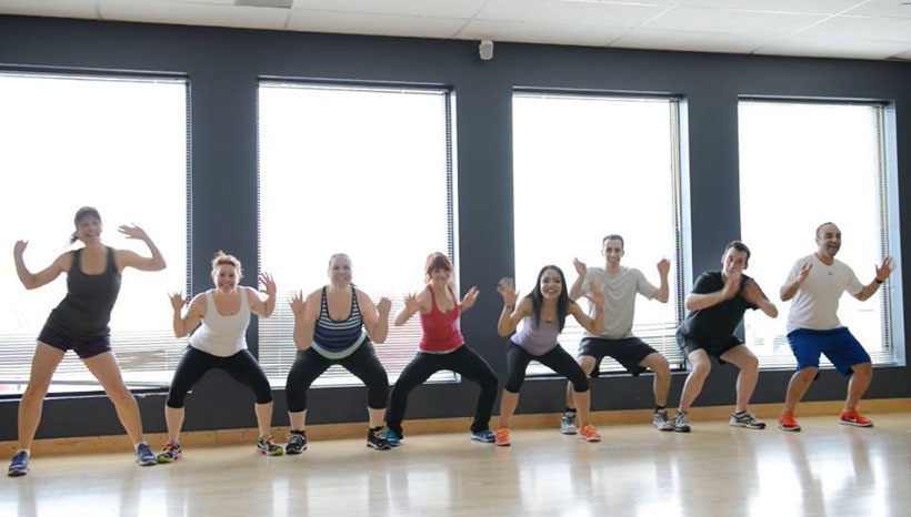 Best personal trainer montreal